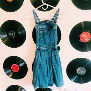 2 FOR 30 🌟 ASOS DRESS OVERALLS SIZE 0